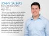 Jonny Salinas Quote