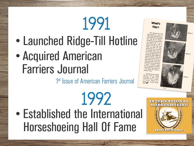 Timeline: 1991-92