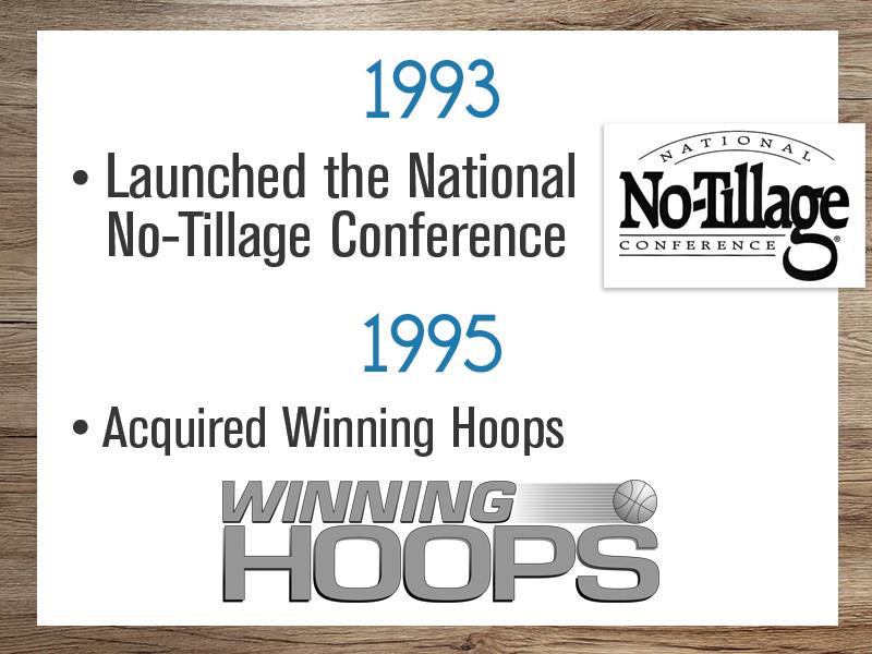 Timeline: 1993-95