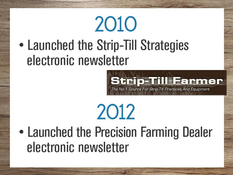 Timeline: 2010-12