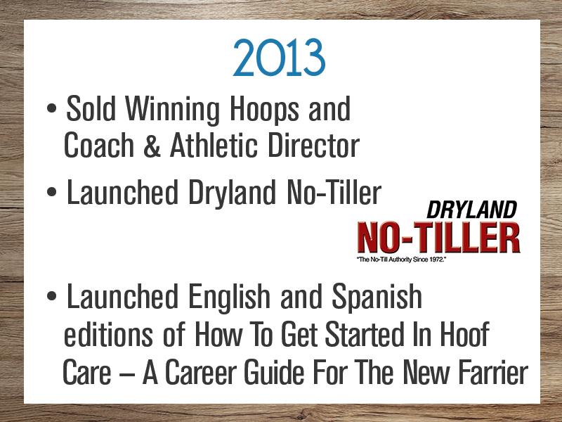 Timeline: 2013-1